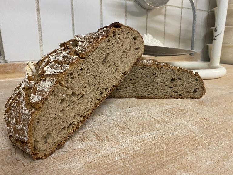 Neu: 100% hefefreies Brot